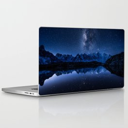 Night mountains Laptop & iPad Skin