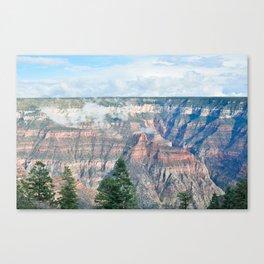 North Rim Grand Canyon Canvas Print