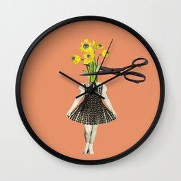 Loss of Innocence Wall Clock
