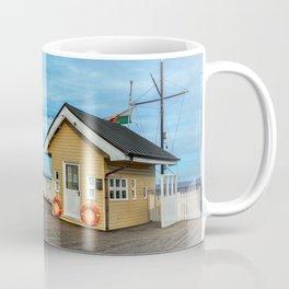 On Penarth Pier Coffee Mug