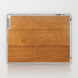 The Cabin Vintage Wood Grain Design Laptop & iPad Skin