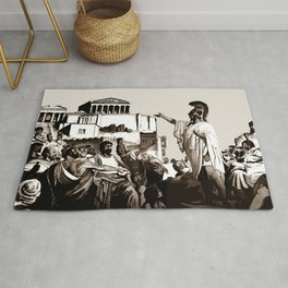 PERICLES - the speech Rug