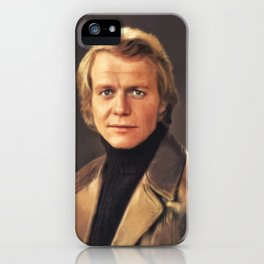 David Soul, Actor and Singer iPhone Case