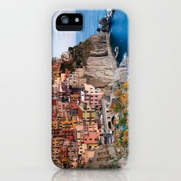Italy Village iPhone Case