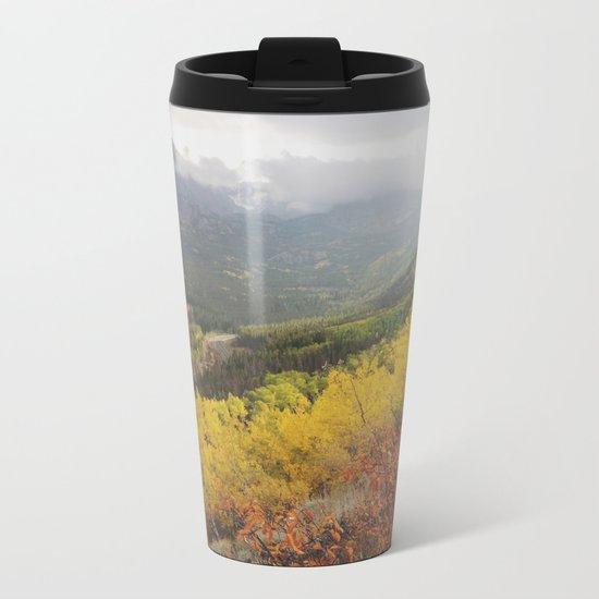 Rocky Mountain Colors Metal Travel Mug