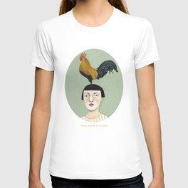* TENGO PAJARITOS EN LA CABEZA * T-shirt