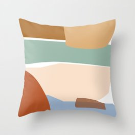 // Reminiscence 01 Throw Pillow