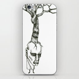 Tree Stacks iPhone Skin