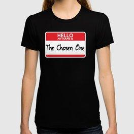 Chosen One Jesus Halloween Costume Messiah God Christian Religion Religious People Catholics Jews T-shirt