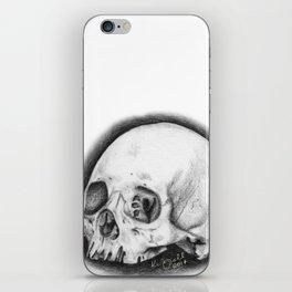 Tiny Skull iPhone Skin