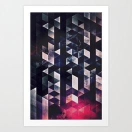 vyktyry yvvr dyyth Art Print