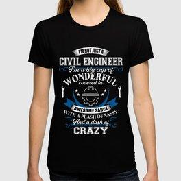civil engineer tshirt - civil engineer gift - civil engineer Birthday Gift shirt T-shirt