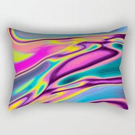 Oil & Candy Rectangular Pillow