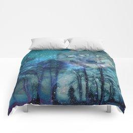 The Wild is Calling Comforters