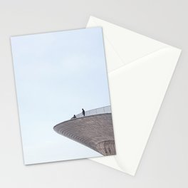 Modern Architecture Stationery Cards