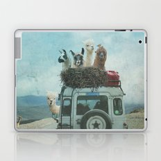 NEVER STOP EXPLORING II SUMMER EDITION Laptop & iPad Skin
