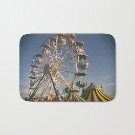Wheel Ferris Bath Mat
