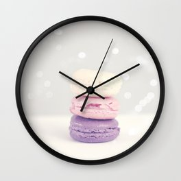 La tour de yum Wall Clock