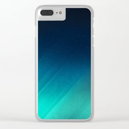 Translucent Sky [ Abstract ] Clear iPhone Case