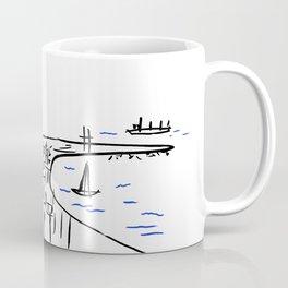 Coruña de memoria Coffee Mug