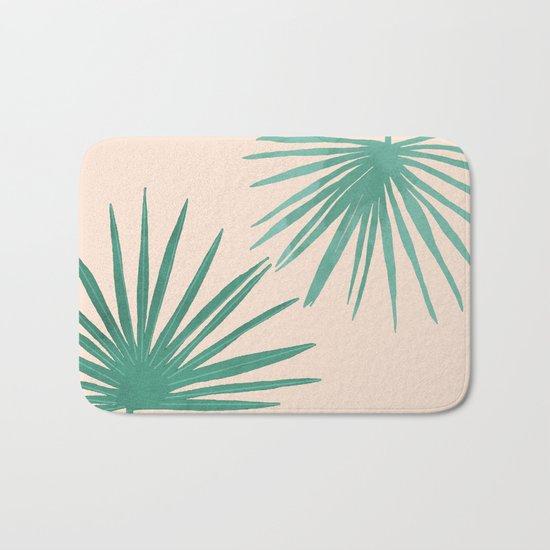 Petticoat Palms Bath Mat