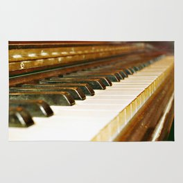 That Old Piano  Rug