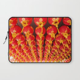 Penang Chinese Lanterns Laptop Sleeve