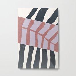 Papercuts I Metal Print