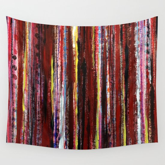 Complexities of Life Wall Tapestry