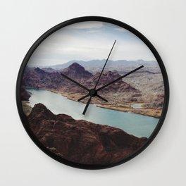 The Colorado River Wall Clock