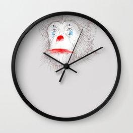 Animalfree circuses - Ape Wall Clock