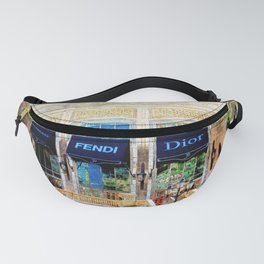 Fashion Vegas Style Fanny Pack