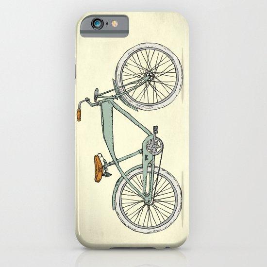 Retro-bicycles (1903) iPhone & iPod Case