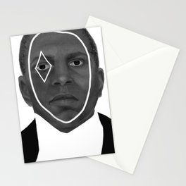 Aaron Burr, Sir. Stationery Cards
