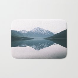 Mountain  Reflections Bath Mat