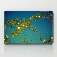 aperture iPad Cases featuring Drops of imagination by Thomas Eppolito