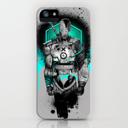 Elektrik Sun iPhone Case