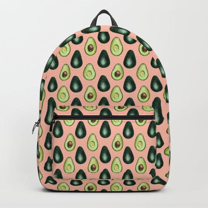 Guac On Backpack