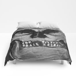 Once Upon an Ending - B&W Comforters