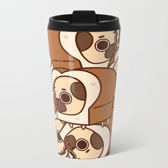 Puglie Loaf Metal Travel Mug