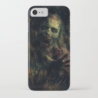 zombie iPhone & iPod Cases featuring Zombie by Sirenphotos