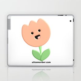 Cute Tulip Flower Laptop & iPad Skin