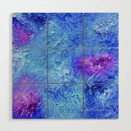 """""""Ocean Floor"""" Painting Wood Wall Art"""