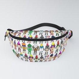 Superhero Butts - Girls Superheroine Butts Fanny Pack