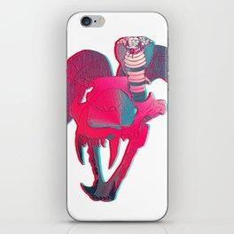 Chimera Skull iPhone Skin
