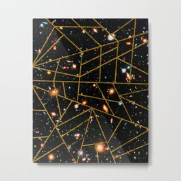 Abstract #950 Metal Print