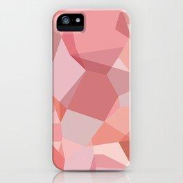 Geometric Unity iPhone Case