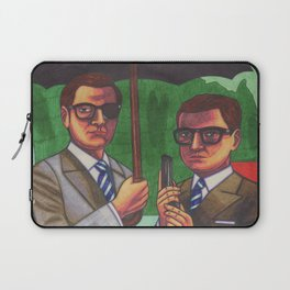 Suited Laptop Sleeve