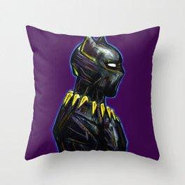 Wakanda Black Panther Throw Pillow