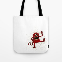 Weirdo Tote Bag